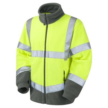 High Vis Fleeces, Body Warmers & Soft Shell Jackets