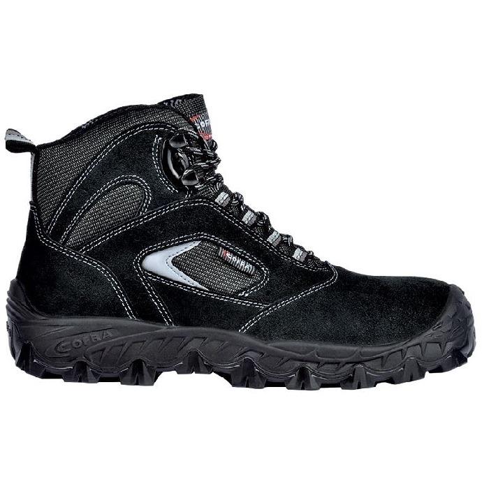 Cofra Black Safety Trainer Boot