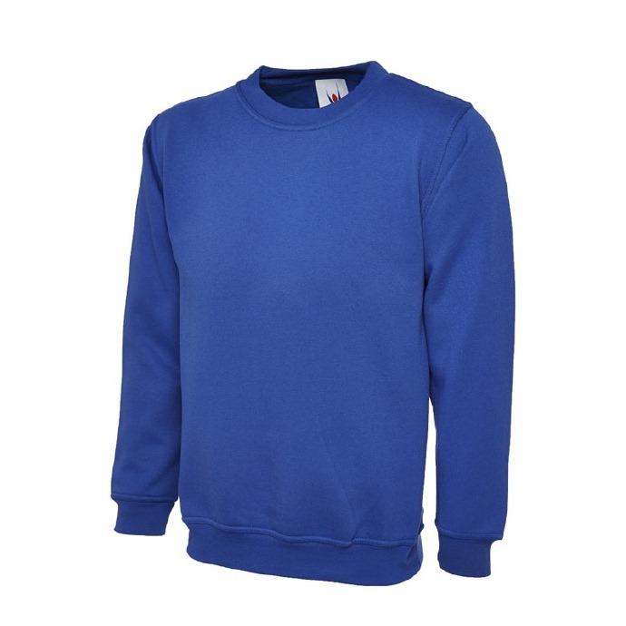 Premium Sweatshirt Royal Blue