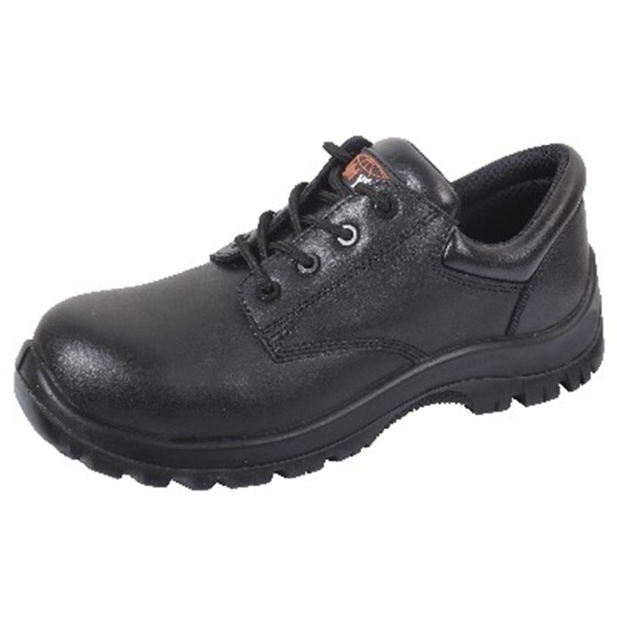 Lightyear Pioneer Black Safety Shoes