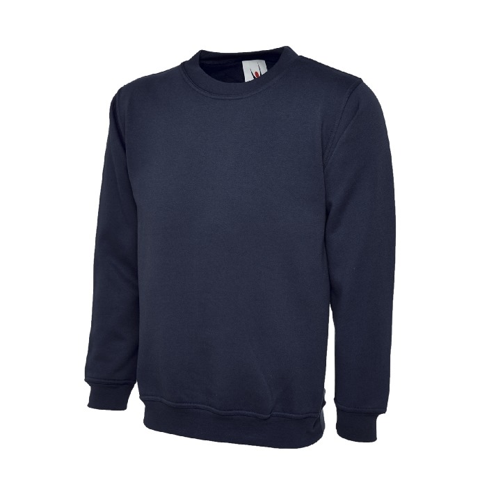 Deluxe Sweatshirt Navy